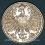 Coins Saxe-Weimar-Eisenach. Guillaume Ernest (1901-1918). 3 mark 1915A