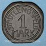 Coins Stadtlengsfeld. 1 mark (1921). Porcelaine
