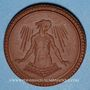 Coins Weixdorf (Dresde). Bad Weixdorf-Lausa. 2 mark 1921. Porcelaine