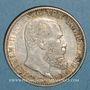 Coins Wurtemberg. Guillaume II (1891-1918). 2 mark 1906F