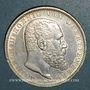 Coins Wurtemberg. Guillaume II (1891-1918). 5 mark 1913F