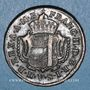 Coins Allemagne. Possessions autrichiennes. François II (1792-1805). 1 kreuzer 1794H. Hall