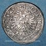 Coins Augsbourg. Ville. 1 kreuzer 1645