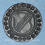 Coins Bade. Frédéric VII (1677-1709). Rappen