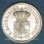 Coins Bavière. Maximilien II Joseph (1848-1864). 1 kreuzer 1861