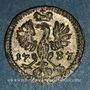 Coins Brandebourg-Ansbach. Alexandre (1757-1791). 1 pfennig 1783, Schwabach