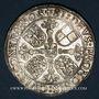 Coins Brandebourg-Franken. Georges-Frédéric et Albrecht (1527-1545). Taler 1544. Schwabach