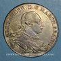 Coins Brandenbourg-Bayreuth. Christian Frédéric Charles Alexandre (1769-1791). Taler 1783 EP