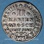 Coins Brunswick-Wolfenbüttel. Auguste Guillaume (1714-1731). 2 mariengroschen 1718HH