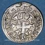 Coins Constance. Ville. 1 kreuzer 1702