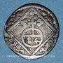 Coins Evêché de Wurzbourg. Jean Philippe II de Greiffenklau (1699-1719). 1/84 gulden (= körting) 1715F