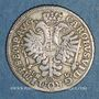 Coins Hambourg. 4 schilling 1725IHL