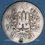 Coins Hambourg. Ville. 1 schilling (= 12 pfennig) 1738IHL