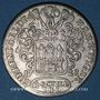Coins Hambourg. Ville. 8 schilling 1728IHL