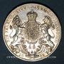 Coins Hanovre. Georges V (1851-1866). Taler 1865B