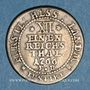 Coins Hesse-Cassel. Frédéric II (1760-1785). 1/12 taler 1766FU