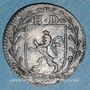 Coins Hesse-Darmstadt. Louis VIII (1739-1768). 2 kreuzer 1744AK