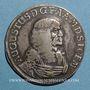 Coins Magdebourg. Auguste de Saxe-Weissenfels (1638-1680). 2/3 taler 1672HH-F