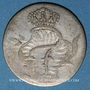 Coins Mecklembourg-Schwerin. Frédéric II (1756-1785). 4 schilling 1763