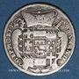 Coins Münster. Evêché. François Arnold de Wolff-Metternich (1706-1718). 1/12 taler 1715WR