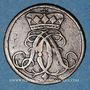 Coins Münster. Evêché. Frédéric Christian de Plettenberg (1688-1703). 3 pfennig 1703