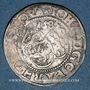 Coins Palatinat-Deux-Ponts. Jean l'aîné (1569-1604). 3 kreuzer 1585. Deux-Ponts (Zweibrücken). R !