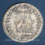 Coins Palatinat-Neubourg. Charles Philippe (1716-42). 20 kreuzer 1727IGW