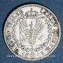 Coins Prusse. Frédéric Guillaume IV (1840-1861). 1/6 taler 1843A