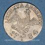 Coins Prusse. Frédéric II (1740-1786). 3 gröscher 1784A. Berlin
