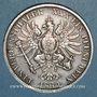 Coins Prusse. Guillaume I (1861-1888). Taler 1869A