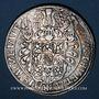 Coins Saxe-Weimar. Frédéric Guillaume et Jean (1573-1603). Taler 1575. Saalfeld