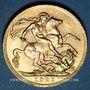 Coins Afrique du Sud. Georges V (1910-1936). Souverain 1925SA, Prétoria. (PTL 917/1000. 7,99 g)