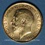 Coins Afrique du Sud. Georges V (1910-1936). Souverain 1927 SA. Prétoria. (PTL 917‰. 7,99 g)