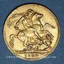 Coins Afrique du Sud. Georges V (1910-1936). Souverain 1928 SA. Prétoria. (PTL 917‰. 7,99 g)