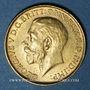 Coins Afrique du Sud. Georges V (1910-1936). Souverain 1928SA, Prétoria. 917/1000. 7,99 gr