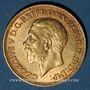 Coins Afrique du Sud. Georges V (1910-1936). Souverain 1929SA, Prétoria. (PTL 917/1000. 7,99 g)