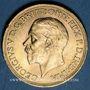 Coins Afrique du Sud. Georges V (1910-1936). Souverain 1932 SA petite tête. Prétoria. (PTL 917‰. 7,99 g)