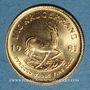 Coins Afrique du Sud. République. 1/10 krugerrand 1981. (PTL 917/1000. 3,39 gr)