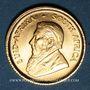 Coins Afrique du Sud. République. 1/10 krugerrand 1985. (PTL 917‰. 3,39 g)