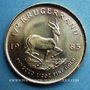 Coins Afrique du Sud. République. 1/2 krugerrand 1985. (PTL 917‰. 16,97 g)