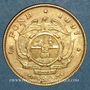Coins Afrique du Sud. République. 1/2 pond 1897. (PTL 917/1000. 3,99 g)