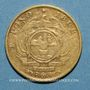 Coins Afrique du Sud. République. 1 pond 1898. (PTL 917‰. 7,99 g)