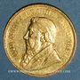 Coins Afrique du Sud. République. 1 pond 1900. (PTL 917‰. 7,99 g)