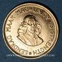 Coins Afrique du Sud. République. 2 rand 1962. (PTL 917‰. 7,98 g)