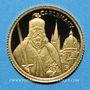 Coins Andorre. 2 diner 2009 Charlemagne. (PTL 999‰. 0,73 g)