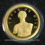 Coins Andorre. Principauté. 1 diner 2012 (PTL 999‰. 0,5 g)