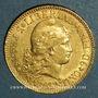 Coins Argentine. République. 5 pesos 1889 (PTL 900‰. 8,06 g)