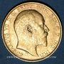 Coins Australie. Edouard VII (1901-1910). Souverain 1905M. Melbourne. (PTL 917/1000. 7,99 g)