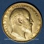 Coins Australie. Edouard VII (1901-1910). Souverain 1910M. Melbourne. (PTL 917‰. 7,99 g)