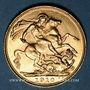 Coins Australie. Edouard VII (1901-1910). Souverain 1910S. Sydney. (PTL 917‰. 7,99 g)